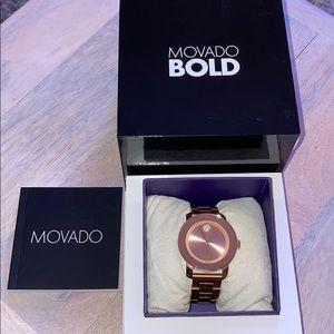 Movado Bold Women's Watch